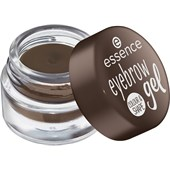 Essence - Sobrancelhas - Eyebrow Gel Colour & Shape