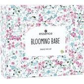 Essence - Eyeliner & Kajal - Blooming Babe beauty Look Set