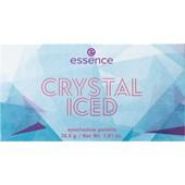 Essence - Eyeliner & Kajal - Crystal Iced Eyeshadow Palette