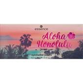 Essence - Fard à paupières - Aloah Honolulu Palette