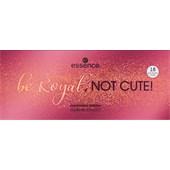 Essence - Luomiväri - Be Royal, Not Cute! Eyeshadow Palette