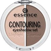 Essence - Lidschatten - Contouring Eyeshadow Set