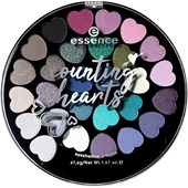 Essence - Eyeshadow - Counting Hearts Eyeshadow Palette