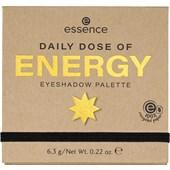 Essence - Cienie do powiek - Daily Dose Of Energy Eyeshadow Palette