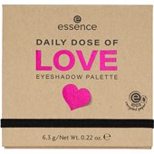 Essence - Lidschatten - Daily Dose Of Love Eyeshadow Palette
