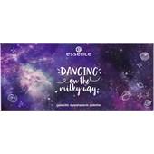 Essence - Lidschatten - Dancing On The Milky Way Galactic Eyeshadow Palette