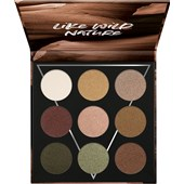 Essence - Lidschatten - Earth Eyeshadow Palette Like Wilde Nature