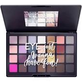 Essence - Lidschatten - Eye Just Wanna Have Fun! Big Eyeshadow Palette