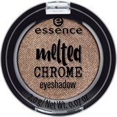 Essence - Oční stíny - Melted Chrome Eyeshadow