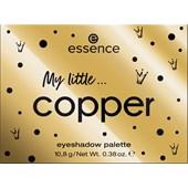 Essence - Eyeshadow - My Little Copper Eyeshadow Palette