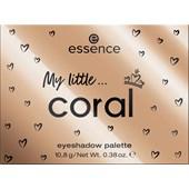 Essence - Fard à paupières - My Little Coral Eyeshadow Palette