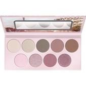 Essence - Eyeshadow - Salut Paris Eyeshadow Palette