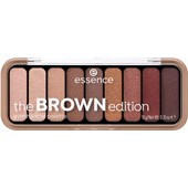 Essence - Sombra de olhos - The Brown Edition Eyeshadow Palette