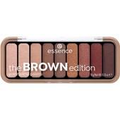 Essence - Cienie do powiek - The Brown Edition Eyeshadow Palette