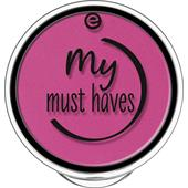 Essence - Pomadki i błyszczyki - My Must Haves Lip Powder