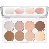 Essence - Puder & Rouge - Face To Face Contouring & Highlighting Palette