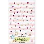 Essence - Esmalte de uñas - Little Kawaii Monster Nail Stickers