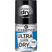 Essence - Lak na nehty - Ultra Quick Dry Top Coat