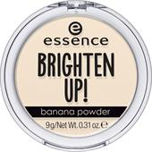 Essence - Pudder & rouge - Brighten Up! Banana Powder