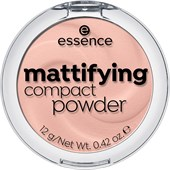 Essence - Puder i róż - Mattifying Compact Powder