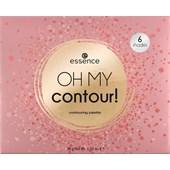 Essence - Polvos y colorete - Oh My Contour! Contouring Palette