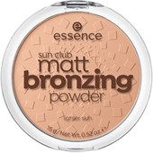 Essence - Bronzer - Sun Club Matt Bronzing Powder