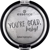 Essence - Highlighter - You're Gold Baby! Baked Highlighter