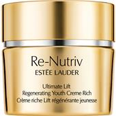 Estée Lauder - Soin Re-Nutriv - Ultimate Lift Regenerating Youth Creme Rich