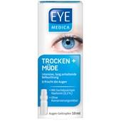 EyeMedica - Augenpflege - Augen-Geltropfen Trocken+Müde