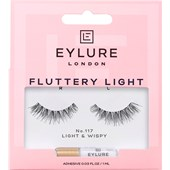 Eylure - Wimpern - Fluttery Light 117