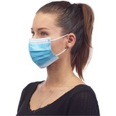 Hairdressing accessories - Face masks - 3 layer face mask