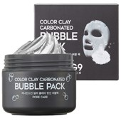 G9 Skin - Cleansers & Masks - Color Clay Carbonated Bubble Pack