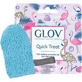GLOV - Abschmink- Handschuh - Quick Treat Bouncy Blue