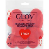 GLOV - Abschmink-Pads - Remover Pads Red