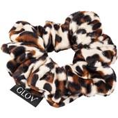 GLOV - Haarpflege - Scrunchies Cheetah & Zebra