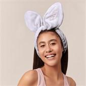 GLOV - Haartücher & Bänder - Headband Bunny Ears Grey