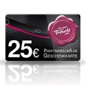 Geschenkkarten - Parfumdreams - Gift card 25 Euros