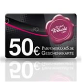 Geschenkkarten - Parfumdreams - Gift card 50 Euros