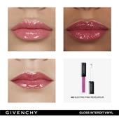 Givenchy - LIPPEN MAKE-UP - Gloss Interdit Vinyl
