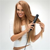 Golden Curl - Hair styling tools - The Gold Titanium Plate Straightener