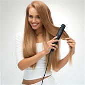 Golden Curl - Hair styling tools - The Rose Gold Hairstyler