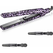 Golden Curl - Hair styling tools - The Wild Purple Titanium Plate Straightener