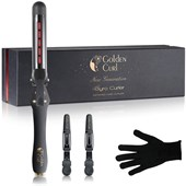 Golden Curl - Curling tongs - The Gyro 32 mm Curler