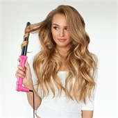 Golden Curl - Curling tongs - The Pink 18-25 mm Curler