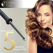 Golden Curl - Curling tongs - The Spring 9-18 mm Curler
