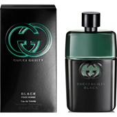 Gucci - Gucci Guilty Black Pour Homme - Eau de Toilette Spray