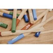HYDROPHIL - Zahnpflege - Bambuszahnbürste Dunkelblau
