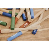 HYDROPHIL - Zahnpflege - Bambuszahnbürste Grün