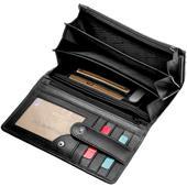 Hans Kniebes - Women's purses - Full-Grain Amalfi Cowhide Leather Wallet
