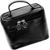 Hans Kniebes - Wash bags - Full-Grain Nappa Cowhide Leather Vanity Case